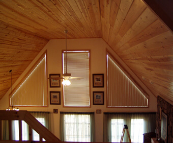 Blinds For Cabins Blinds Shades Amp Shutters