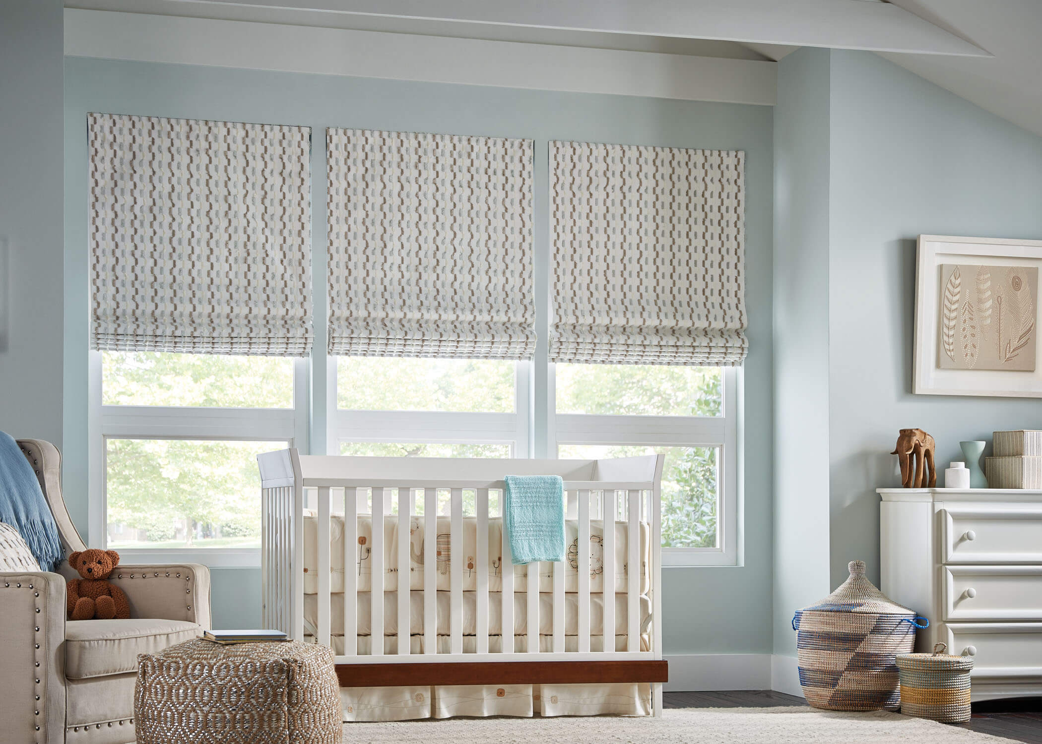 Graber_FabricShades_Bedroom