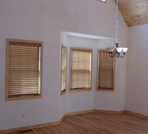 Faux Wooden Blinds Made 4 U Shades Blinds Shutters
