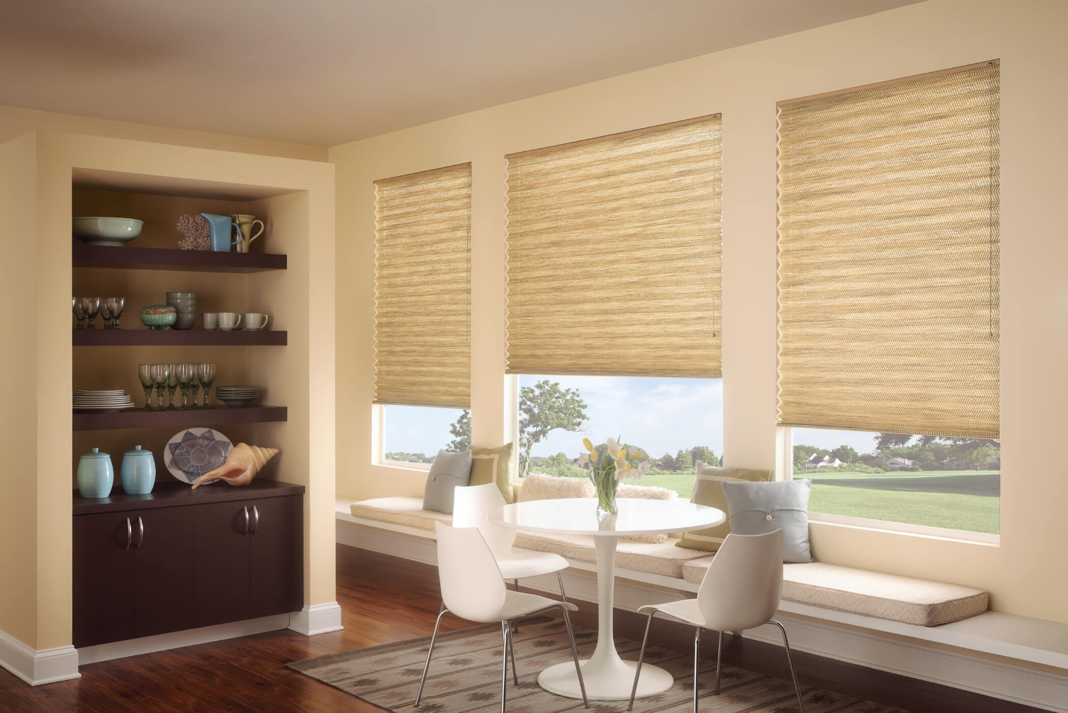 Image Result For Corded Cellular Shades